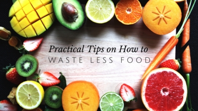 Waste Less Food With These Simple Tips
